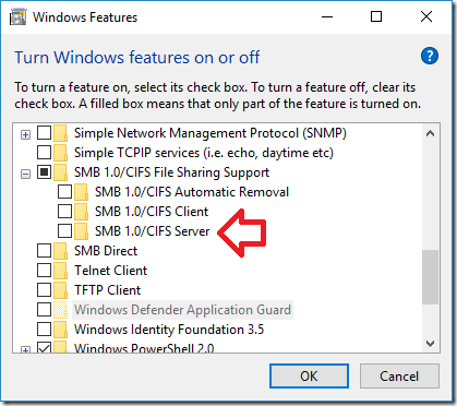 windows 10 network protocols download