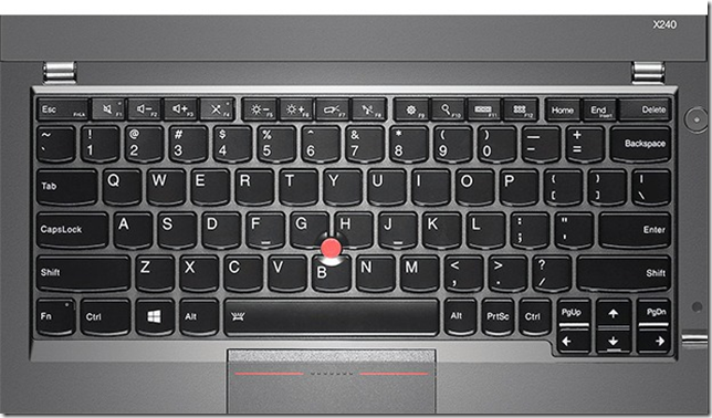 101 Pedantic Programmer's thoughts on Lenovo's new ThinkPad