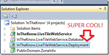 Visual Studio 2012 Web Deployment Projects are Dead – Long Live